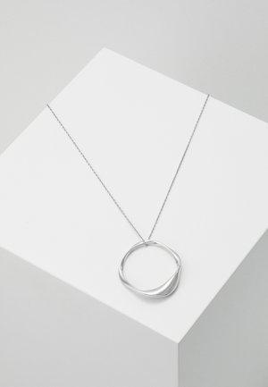 INFINITE UNISEX - Collier - silver-coloured