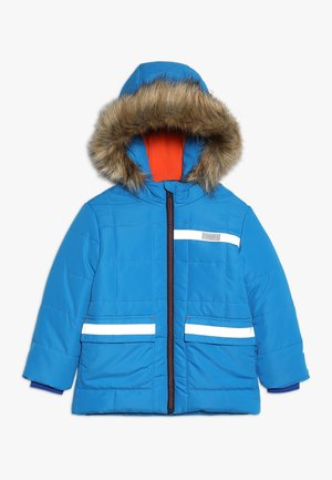 Winter jacket - sparrow blue