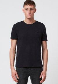AllSaints - MUSE - Basic T-shirt - blue - 0