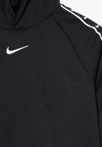 Nike Sportswear - B PK  TAPE - Hoodie - black/white - 3