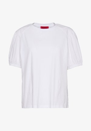 DARK - Basic T-shirt - optic white