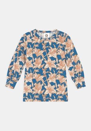 BELL SLEEVE  - Long sleeved top - brilliant blue