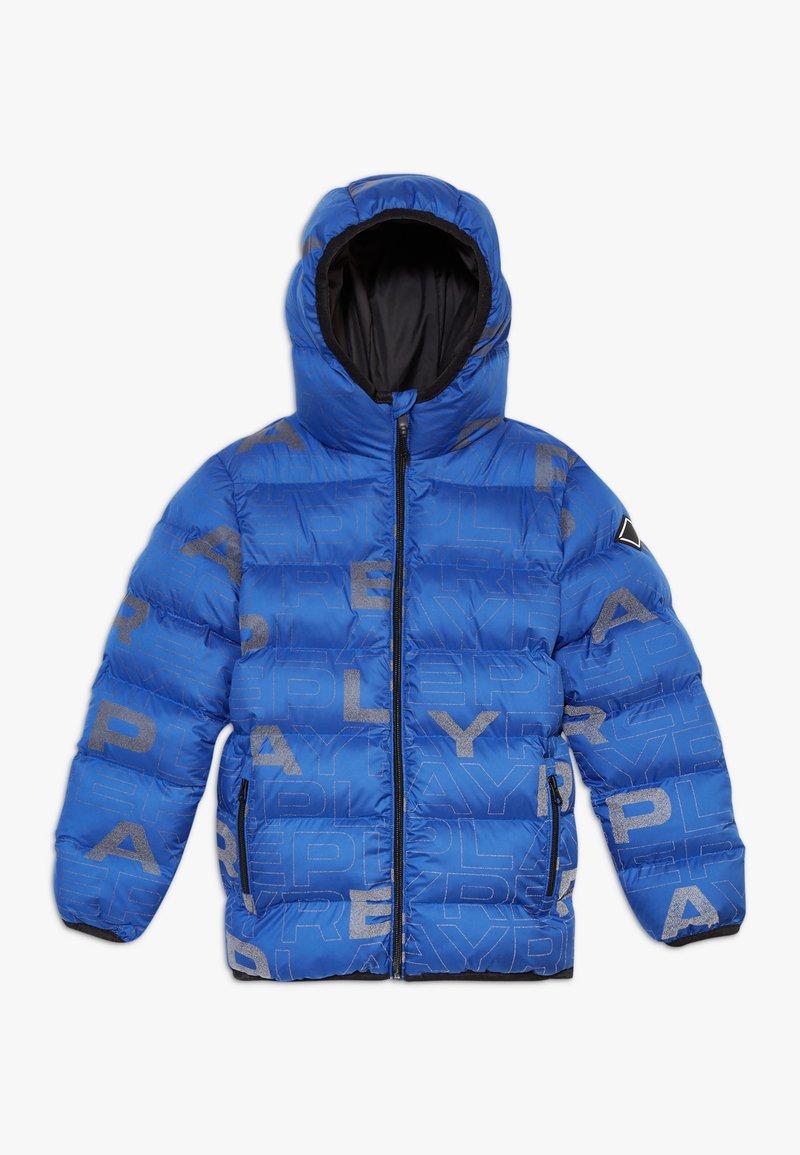 Replay - Winter jacket - blue