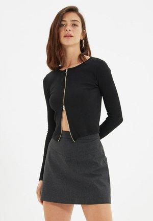 PARENT - A-line skirt - black