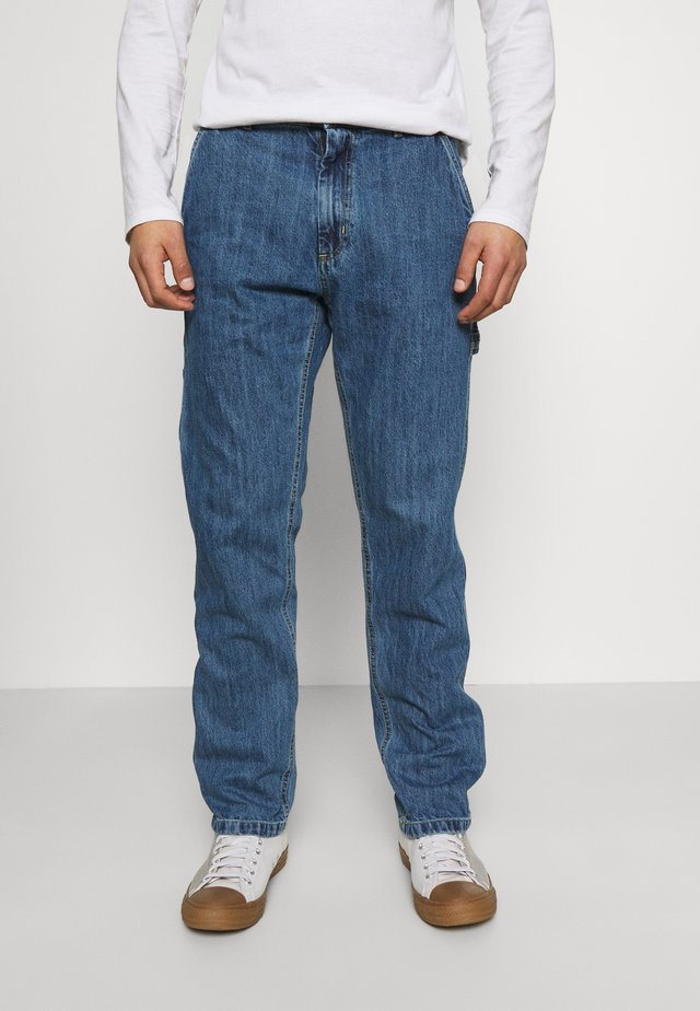 MARYLAND PANTS - Jeansy Relaxed Fit - medium blue