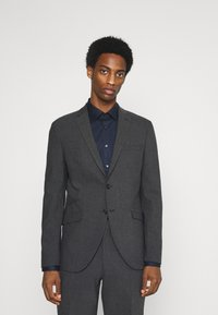 Selected Homme - SLHMATTHEW  - Completo - dark grey/structure - 0