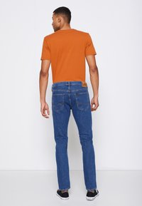Lee - LUKE - Jeans slim fit - mid stone wash - 2