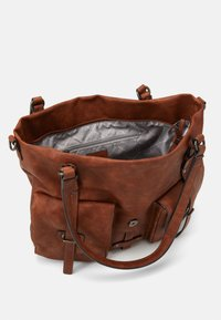Tamaris - BERNADETTE  - Shopping Bag - cognac - 2