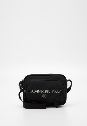 CAMERA BAG - Skuldertasker - black