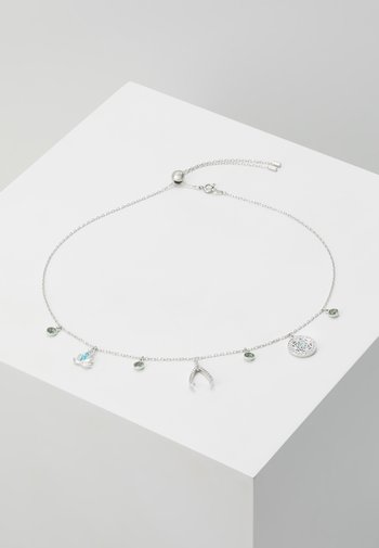 SWA SYMBOL NECKLACE - Necklace - light multi