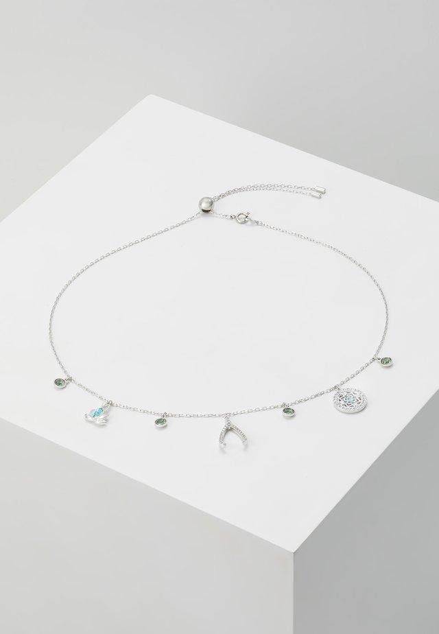SWA SYMBOL NECKLACE - Halsband - light multi