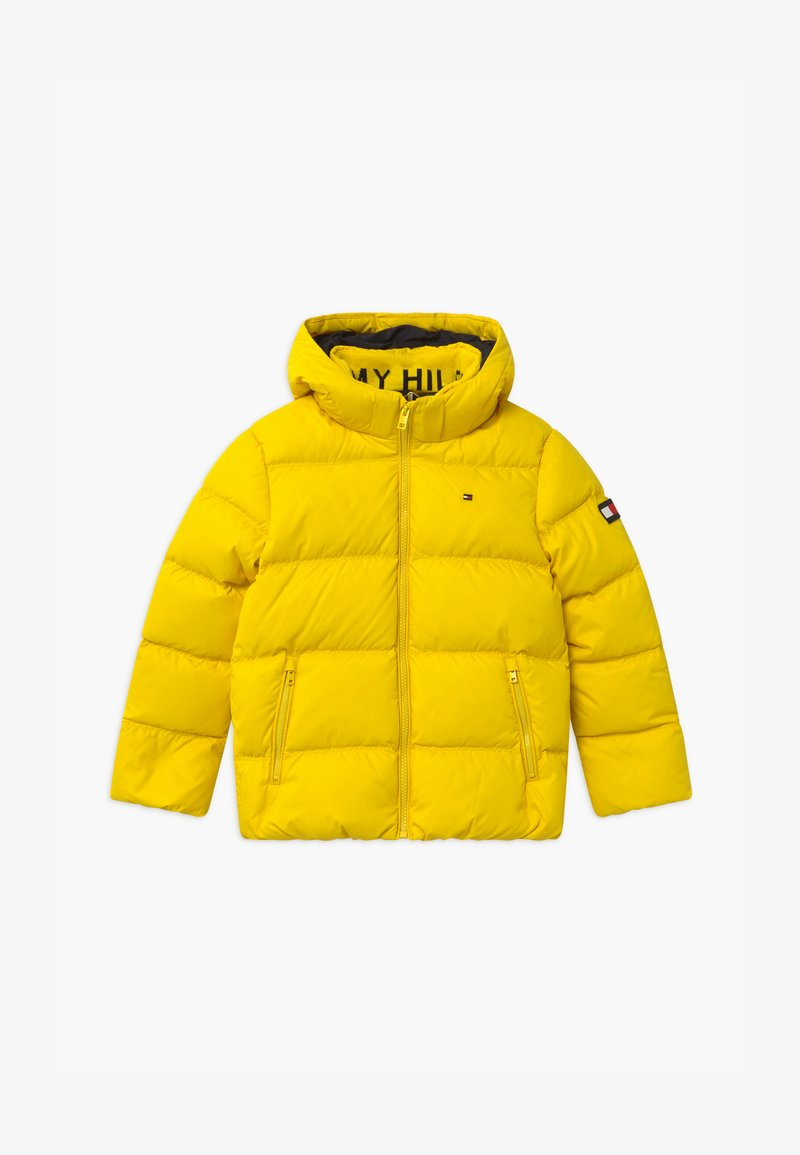 Tommy Hilfiger - ESSENTIAL  - Down jacket - yellow