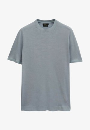 T-Shirt basic - light blue