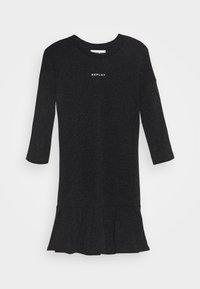 Replay - DRESSES - Day dress - black - 4