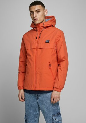 JORTAM  - Light jacket - burnt ochre