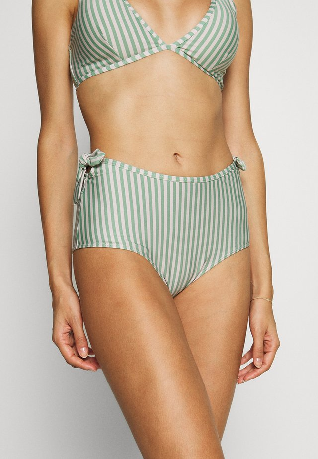 MANON HIPSTERS - Bikini bottoms - mint