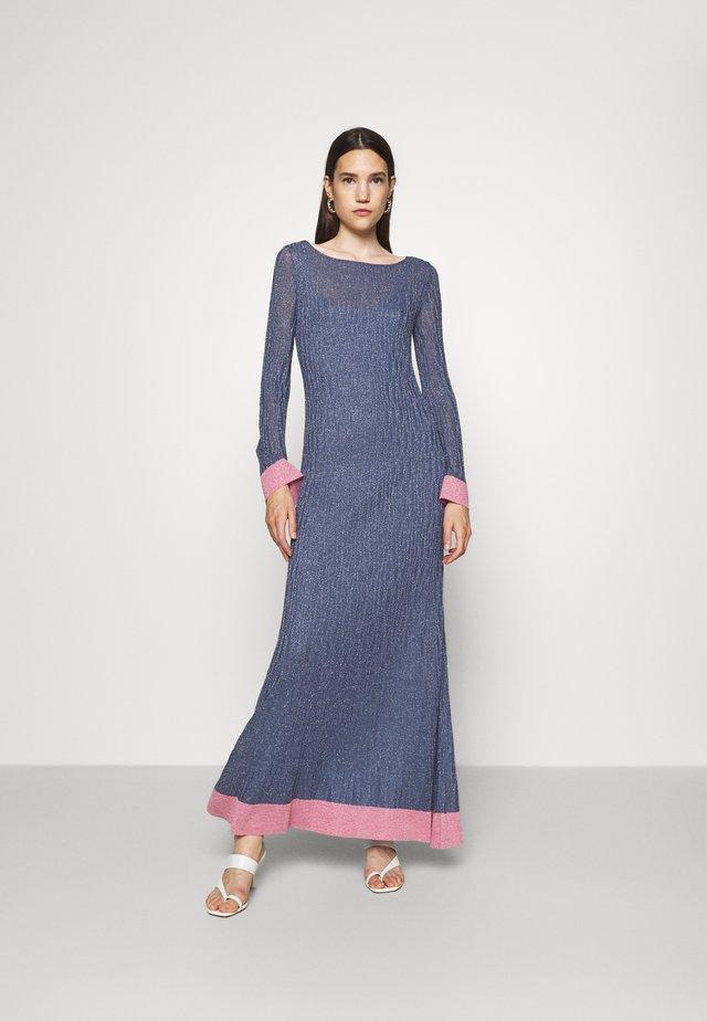 Maxi dress - powder blue/candy