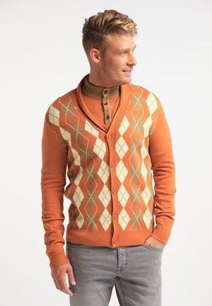 Cardigan - multicolor rost