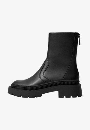 ARMY - Korte laarzen - schwarz