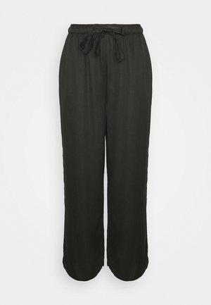 JANE PANTS - Pyjama bottoms - black