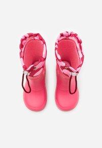 Lurchi - PLITSCHI - Botas de agua - pink - 3