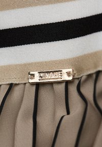 Cinque - Pleated skirt - white - 1