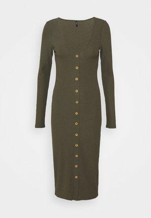 ONLNELLA BODYCON DRESS - Shift dress - kalamata