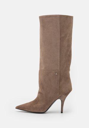 Støvler - taupe