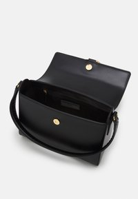Elisabetta Franchi - RING LOGO SHOULDER BAG - Handbag - nero - 4