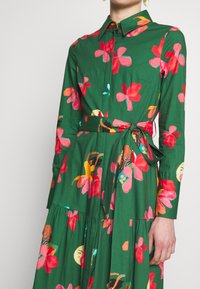 IVY & OAK - VALANCE DRESS MIDI - Day dress -  secret garden green - 7