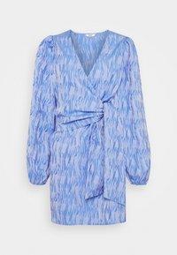 Envii - DRESS  - Hverdagskjoler - blue yonder - 0
