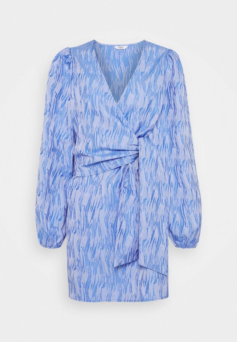 Envii - DRESS  - Hverdagskjoler - blue yonder