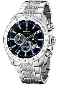 Festina - Chronograph watch - silber/schwarz - 0