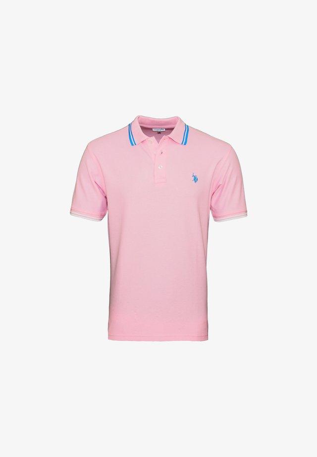 BARNEY - Polo - rose