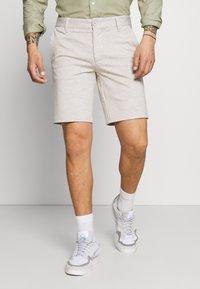 Only & Sons - ONSMARK - Shorts - chinchilla - 0