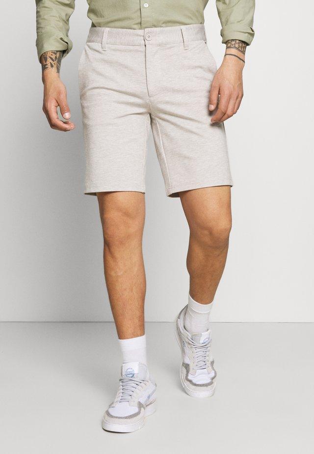 ONSMARK - Shorts - chinchilla