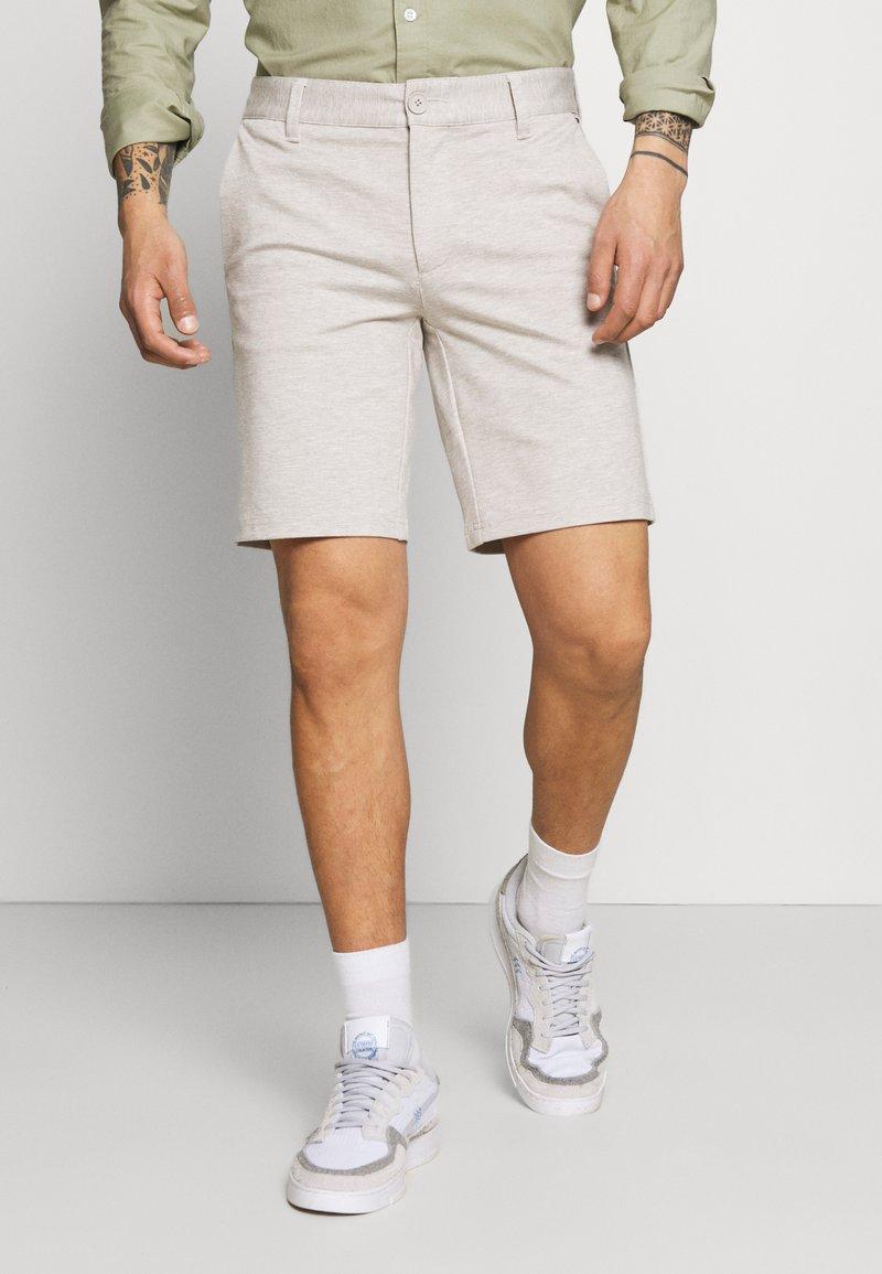 Only & Sons - ONSMARK - Shorts - chinchilla