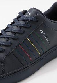 PS Paul Smith - REX - Sneakersy niskie - dark navy - 6
