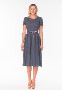 Diyas London - Day dress - blue - 5
