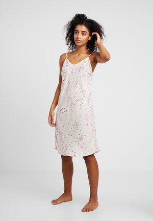 DRESS - Camicia da notte - white/multicoloured