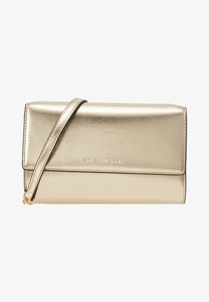 CAPSULE HOLIDAY WALLET ON CHAIN - Pochette - oro gold