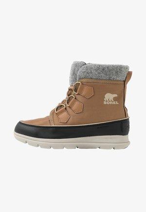 EXPLORER CARNIVAL - Lace-up ankle boots - elk