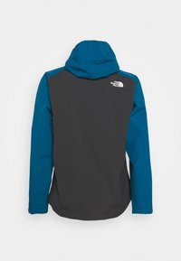 The North Face - MENS STRATOS JACKET - Hardshell jacket - anthracite/teal/blue - 6