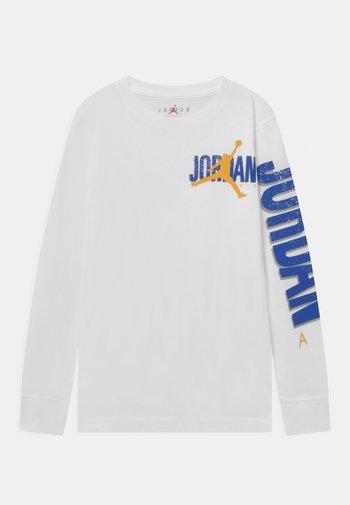 JUMPMAN FORWARD - Long sleeved top - white