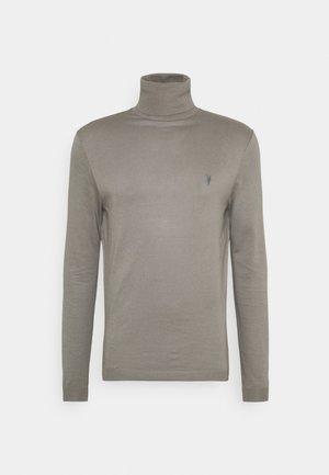 PARLOUR ROLL NECK - Long sleeved top - flint grey