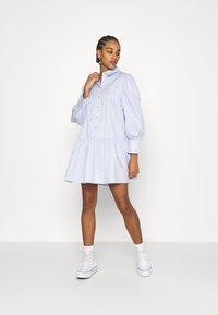 EDITED - RYLEE DRESS - Shirt dress - blau - 1