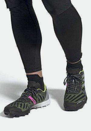 TERREX SPEED  - Trail running shoes - black
