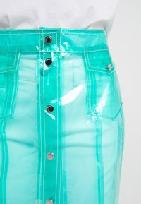 2nd Day - CARMEN - A-line skirt - jelly bean green