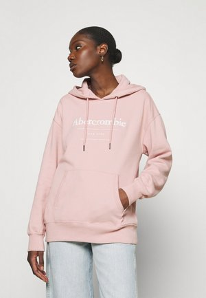 LOGO POPOVER - Sweatshirt - pink