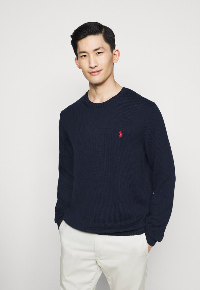 Pullover - hunter navy